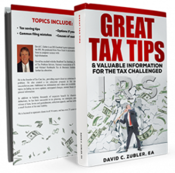 Great Tax Tips Book