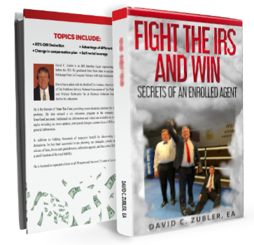 Fight The IRS And Win Book